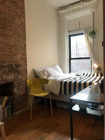 lovely room in Bushwick