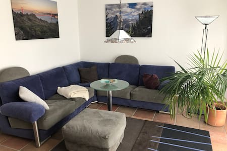 Komfortable 2 Zimmerwohnung mit Gartenterrasse
