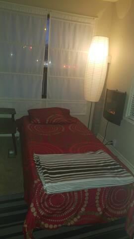 Cozy Bedroom in Toronto