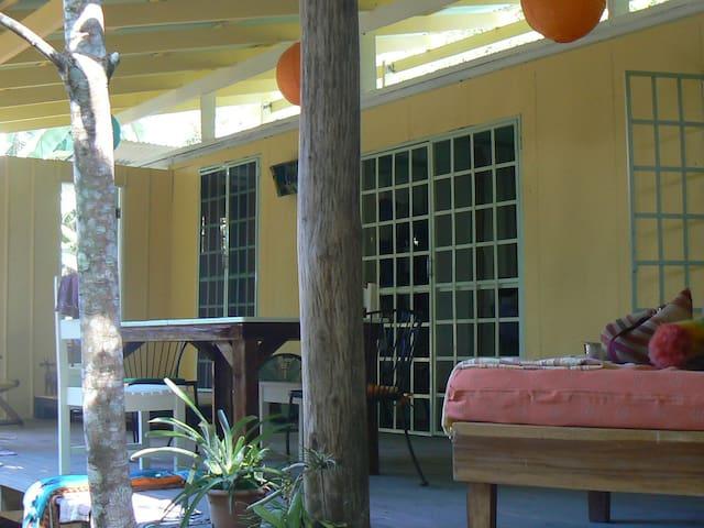 cool container house - Puerto Viejo de Talamanca - Apartment