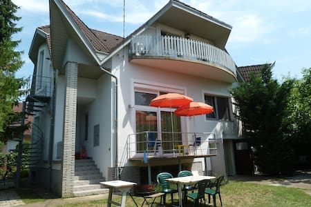 Balatonszárszó - lovely apartment - Balatonszárszó - Pis