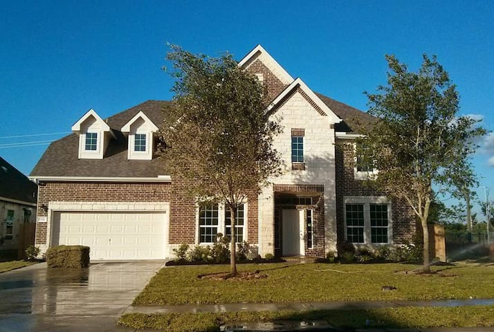 Home stay by NASA, close to Galveston & Houston! - Friendswood - Casa