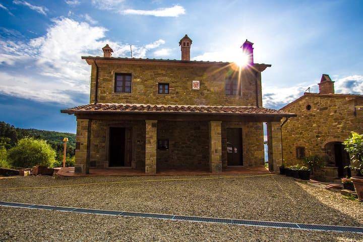 il borgo di gebbia - Civitella in Val di Chiana - House