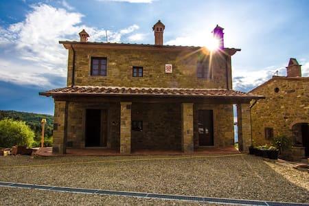 il borgo di gebbia - Civitella in Val di Chiana