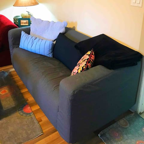 Smaller second couch!