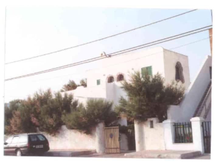Villa sul litorale jonico Torre Ovo