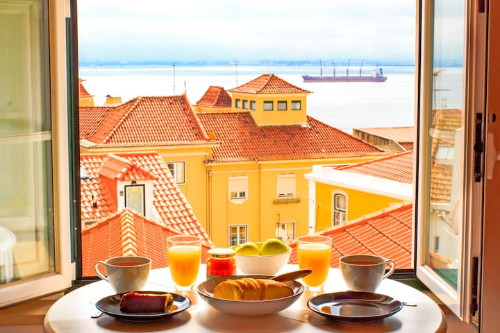 Story Flat Lisbon - Alfama - Lissabon
