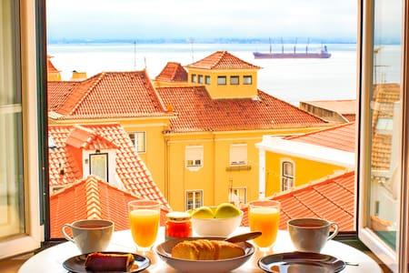 Story Flat Lisbon - Alfama - Lisabon - Byt
