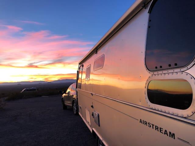 Airstream Glamping Getaway