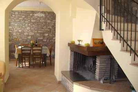 COUNTRY HOUSE NEAR ASSISI  - Nocera Umbra - Huis