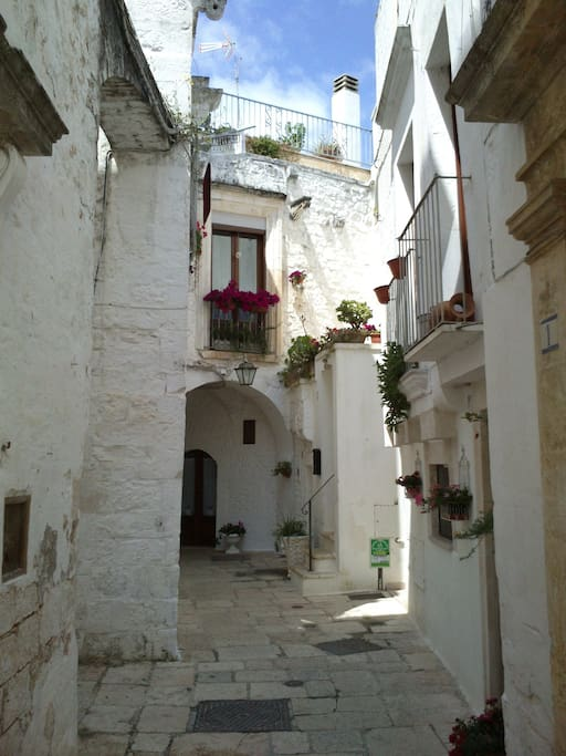Borgo Antico - Santa Lucia