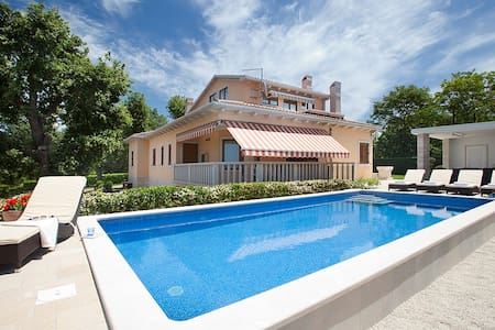 Unique villa with beautiful pool - Presika - Вилла