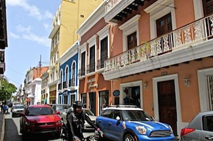 Apartamento en el  Viejo San Juan - San Juan - Leilighet