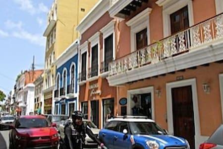 Apartamento en el  Viejo San Juan - Lägenhet