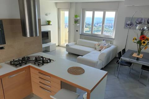 Appartment with sea wiew