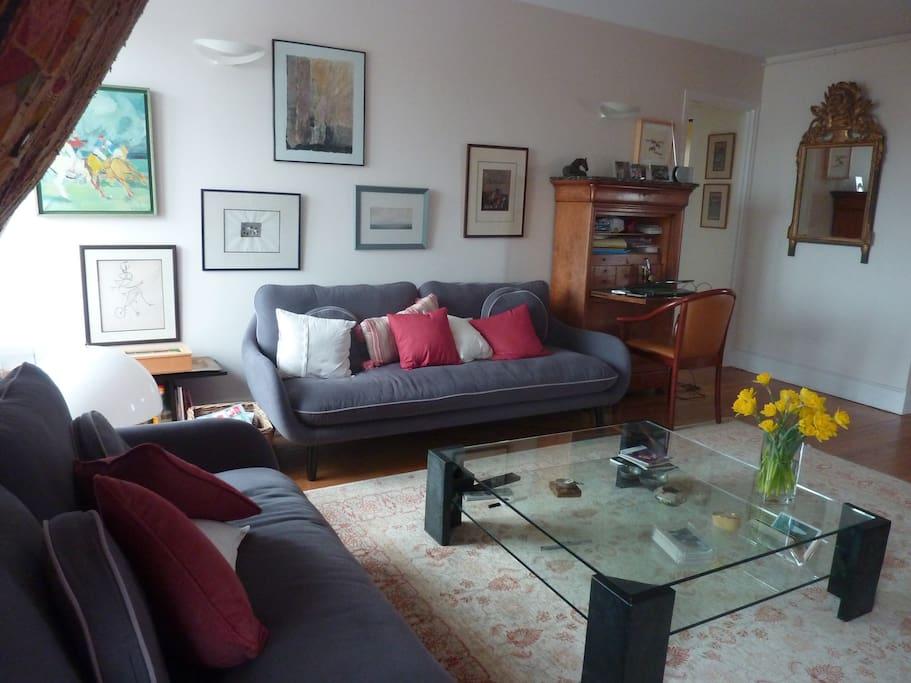 Boulogne billancourt paris 85m2 apartments for rent in boulogne billancourt le de france - Parking porte de saint cloud vinci park ...