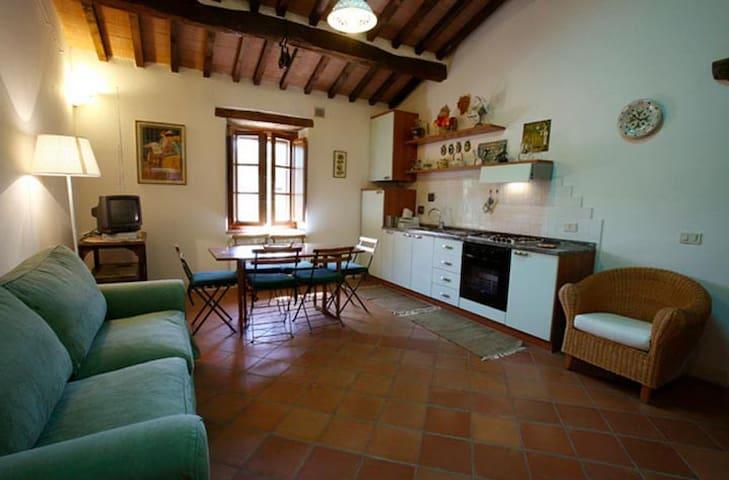 Appartamento Baccano - San Vito in Monte - Huoneisto