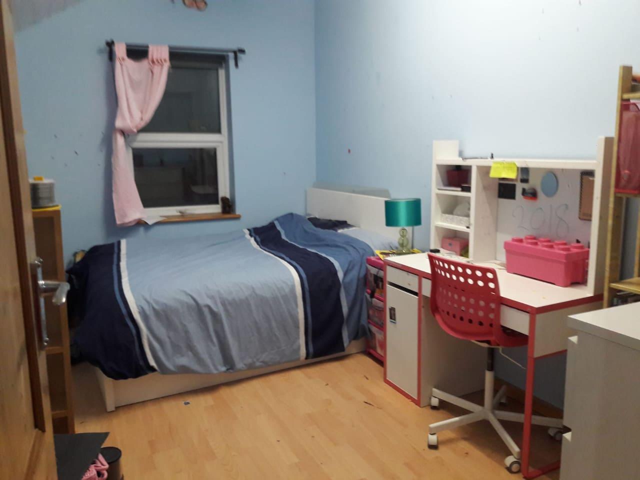 Second bedroom (First floor)