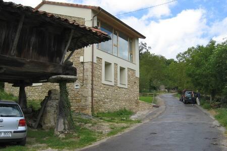 Casa de piedra Vista Picos Europa   - Argandenes, Piloña - House