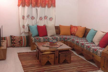 Very cute Villa with a swimming pool in Djerba - Aghir - Villa