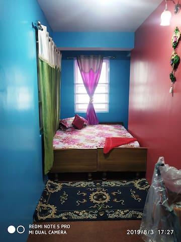 Family Apartment KANCHENJUNGA Interior Small room Cozy Nook