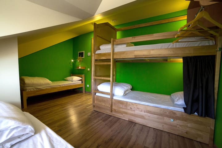 Dorm Rooms at Dream Hostel, Poltava