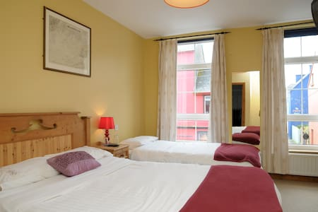 Private db/twin room main st.Dingle - Dingle