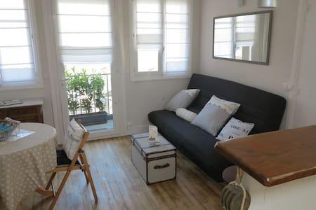 Nouveau studio malouin intra muros - St-Malo - Appartement