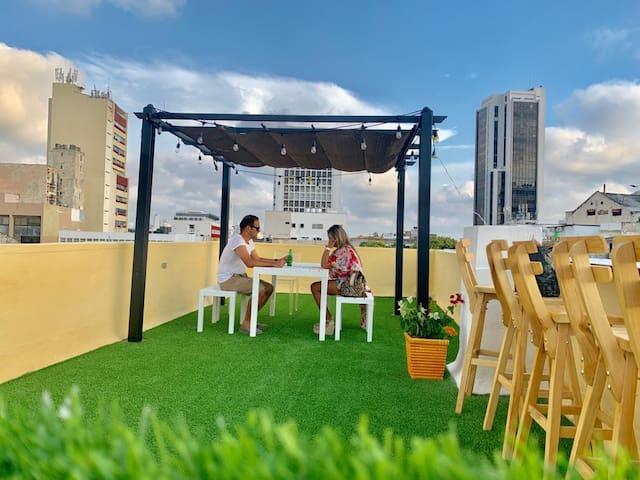 Cartagena Habitacion doble Privada 2 personas