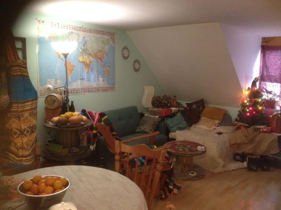 Salon et salle de réception - Living Room