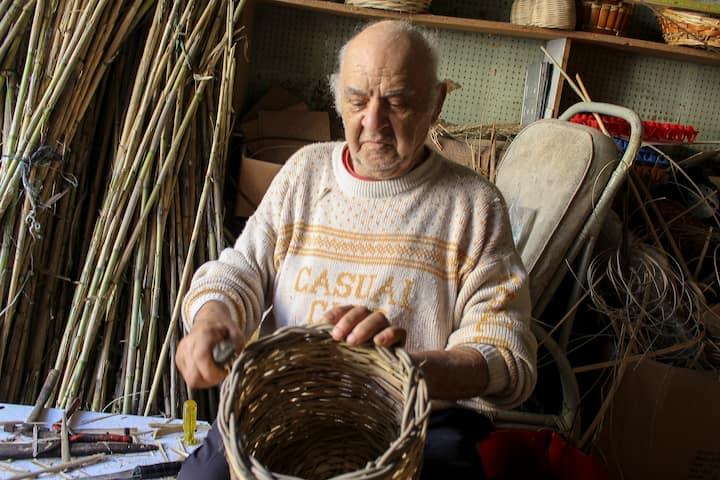 Visit a Cane  Craftsman