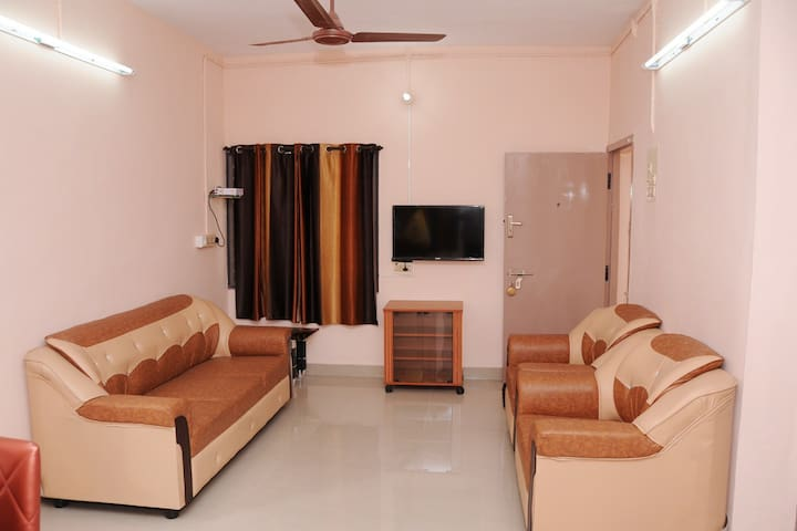Cozy Townhouse In Ashok Nagar, near everywhere - Chennai - Casa