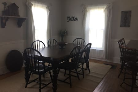Marcellus 1860 Farmhouse AirBNB