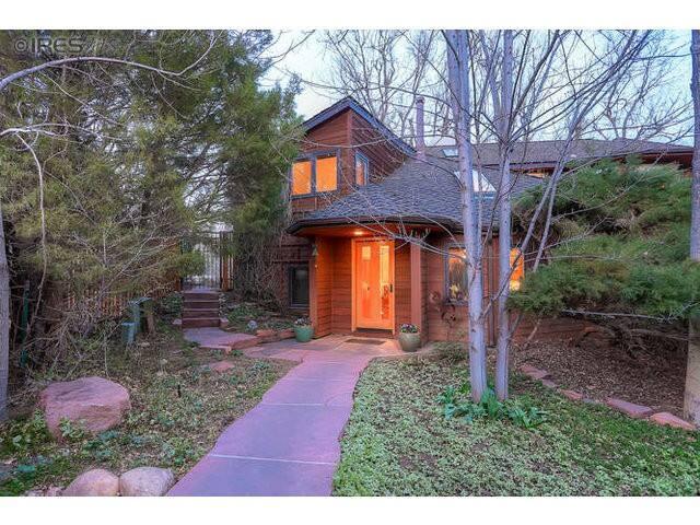 Hidden Home Oasis in the Heart of Boulder - Boulder - Talo