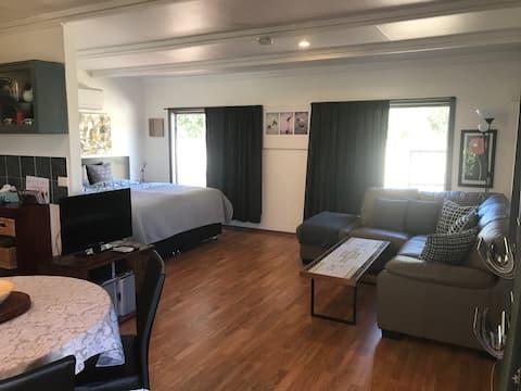 兰斯林单卧室海滩单间公寓-单间公寓7