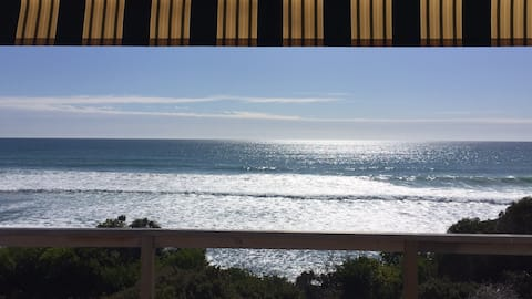 Above the Waves - Falmouth beach house