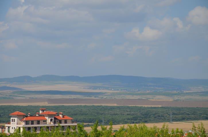 Комфортабельная вилла с видом на море Болгария - บูร์กาส - บ้าน