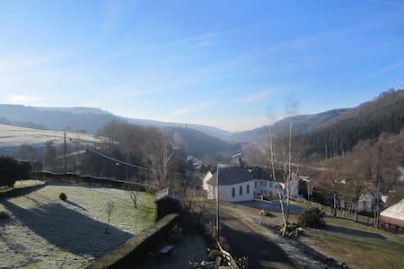 Eifel Bed & Breakfast met uitzicht - Zendscheid