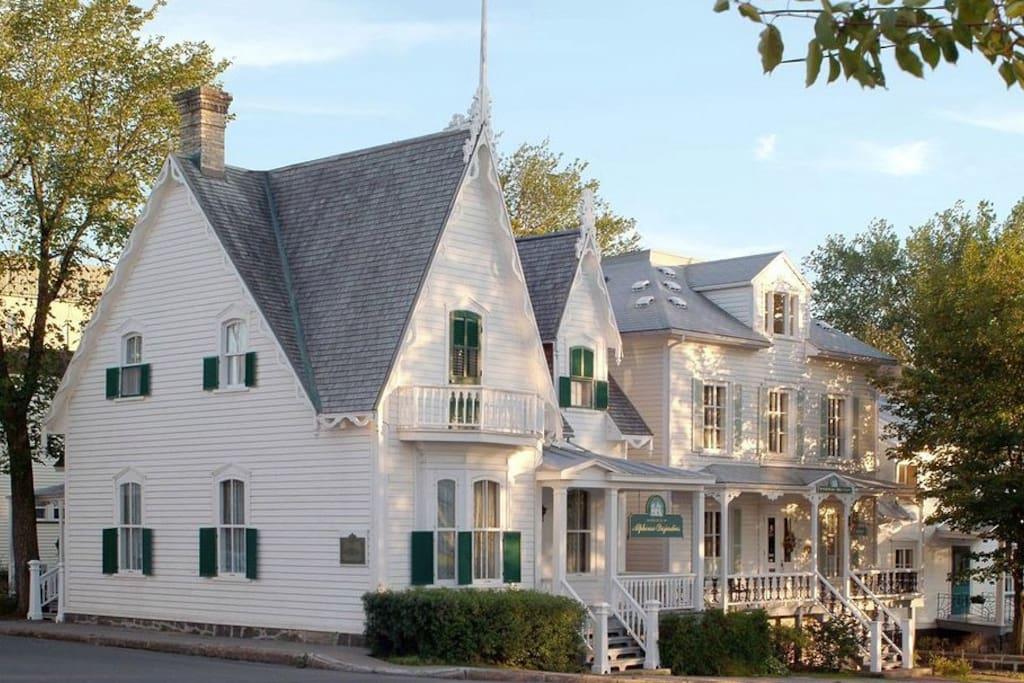 Nos voisins: la maison historique Alphonse Desjardins
