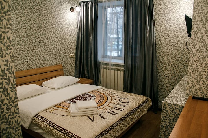 Улучшенный двухместный номер в отеле Holiday House, 4