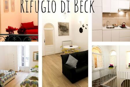 """""""Il rifugio di Beck"""" appartamento in pieno centro"""