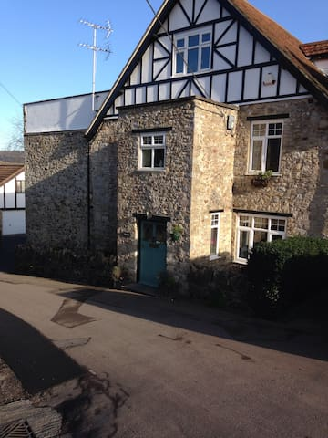 1 bed flat sleeps 2+2 Lyme Regis - Lyme Regis - Apartment