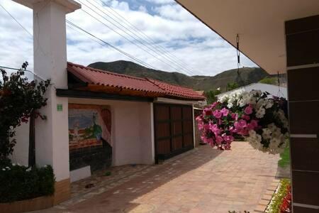 Casa colonial villa chelita 4