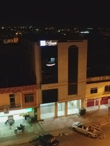 EL  EMPALME - HOTEL ALAVA- PROVINCIA DEL GUAYAS