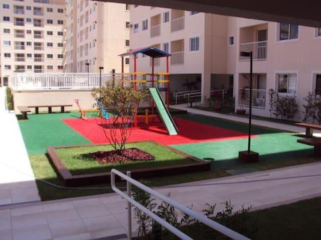 Apartamento, a 200 m da praia. - Aracaju