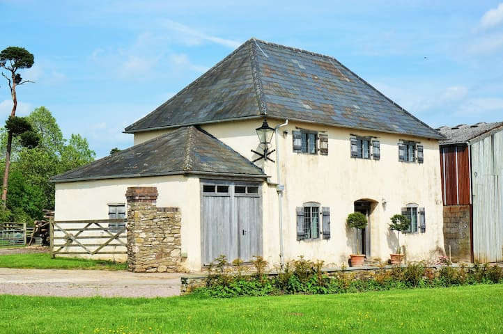 C17th barn conversion