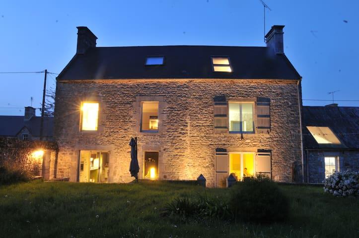 Maison en Pierre Regnéville (8 p) - Regnéville-sur-Mer - House