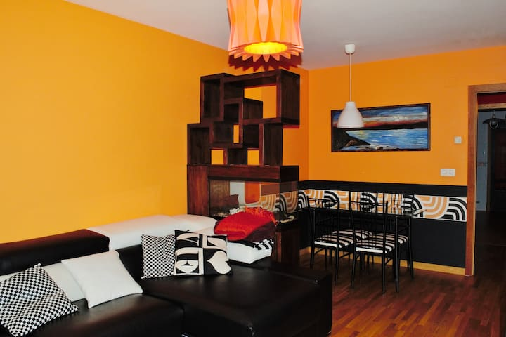 Apartment + garage in Promenade - Cambre - Appartement