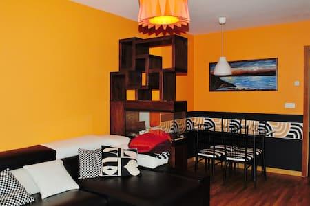 Apartment + garage in Promenade - Cambre