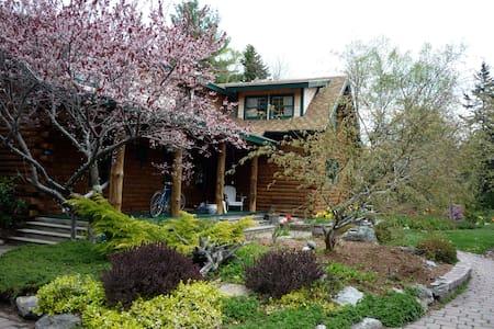 Sunny Room Overlooking Gardens - Trenton - Rumah